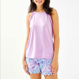 Purple Lily Pulitzer Top